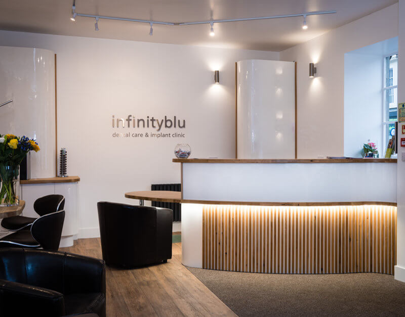 New Patients welcome to Infinityblu